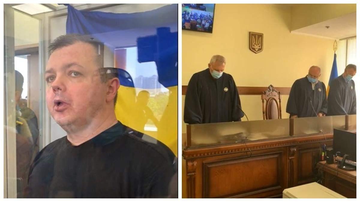 Апелляция оставила Семенченко под стражей до 18 июля 2021