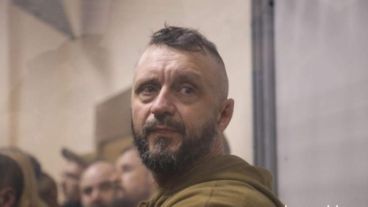 Суд продлил домашний арест Антоненко на 2 месяца