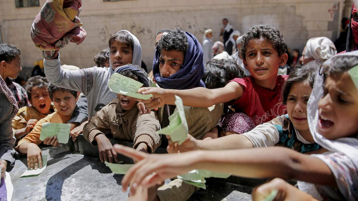 Голод угрожает более 40 миллионам людей в мире: в ООН назвали страны