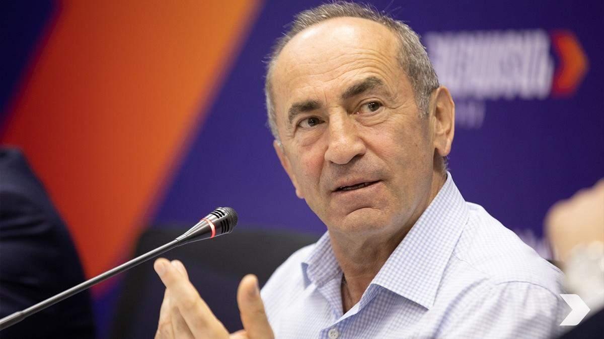 В Армении оппозиция жалуется на политические репрессии после выборов