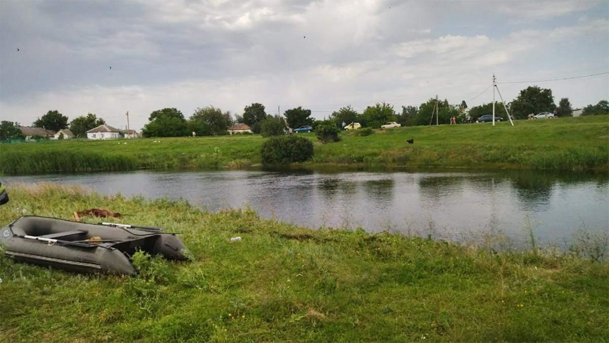На Днепропетровщине утонул 10-летний подробнее