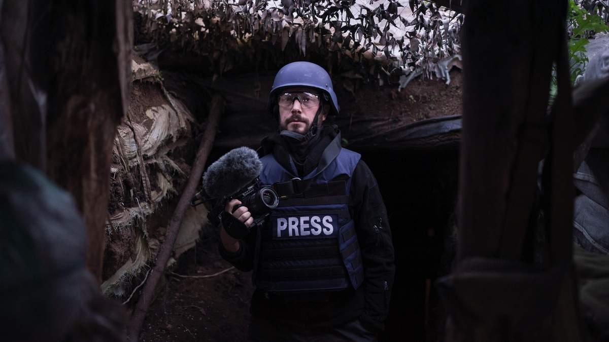 М.стислав Чернов про війну на Донбасі