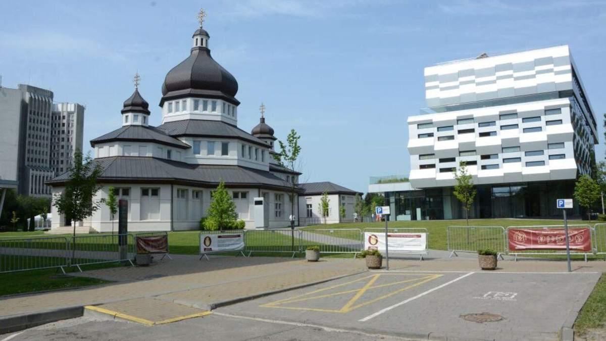 У Львові біля Стрийського парку з'явилась нова площа: фото