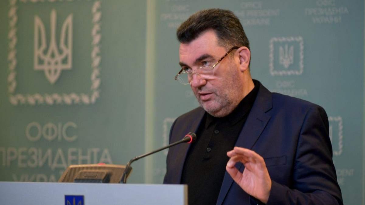 Данилов не исключает закрытия сообщения со странами, где есть штамм Дельта
