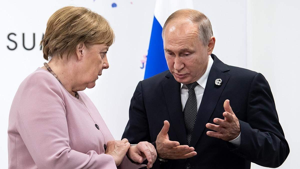 Макрон підтримав: Меркель задумала запросити Путіна на саміт ЄС