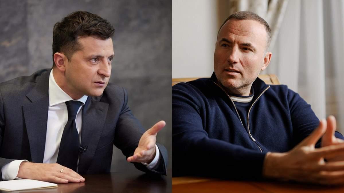 Санкції проти Фукса: Зеленський покарав російського олігарха