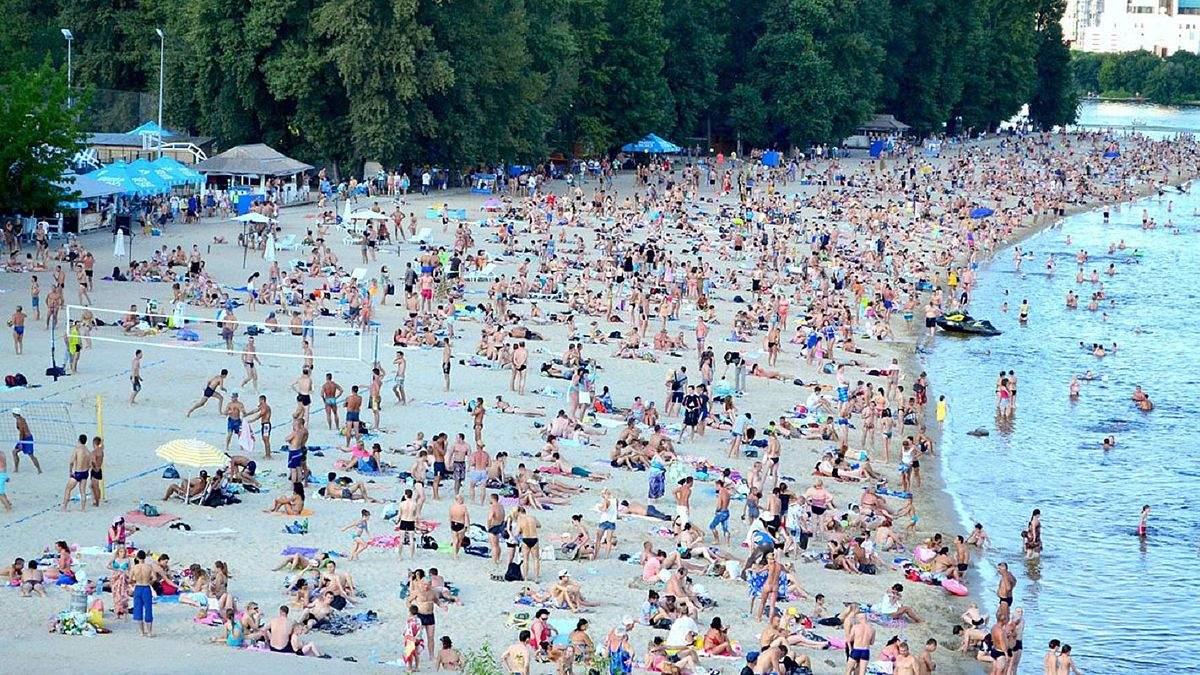 На пляжах Киева обнаружили кишечную палочку: где опасно купаться