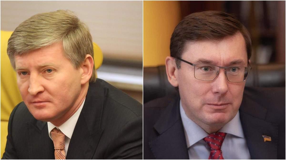 Лещенко предположил, кто попадет под санкции СНБО: Ахметов, Луценко