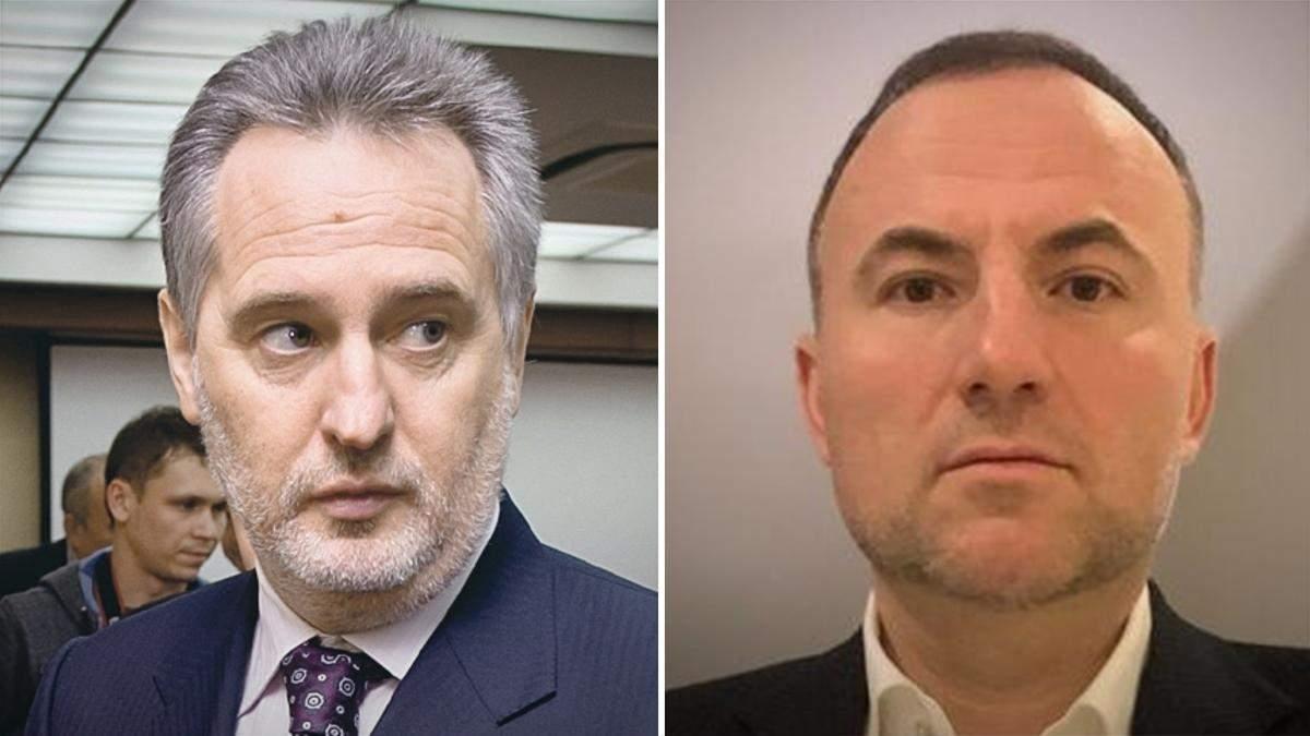 Зеленский ввел в действие санкции СНБО против Фирташа и Фукса