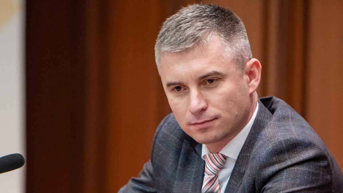 Новіков сказав, хто просив перевірити призначення Вітренка