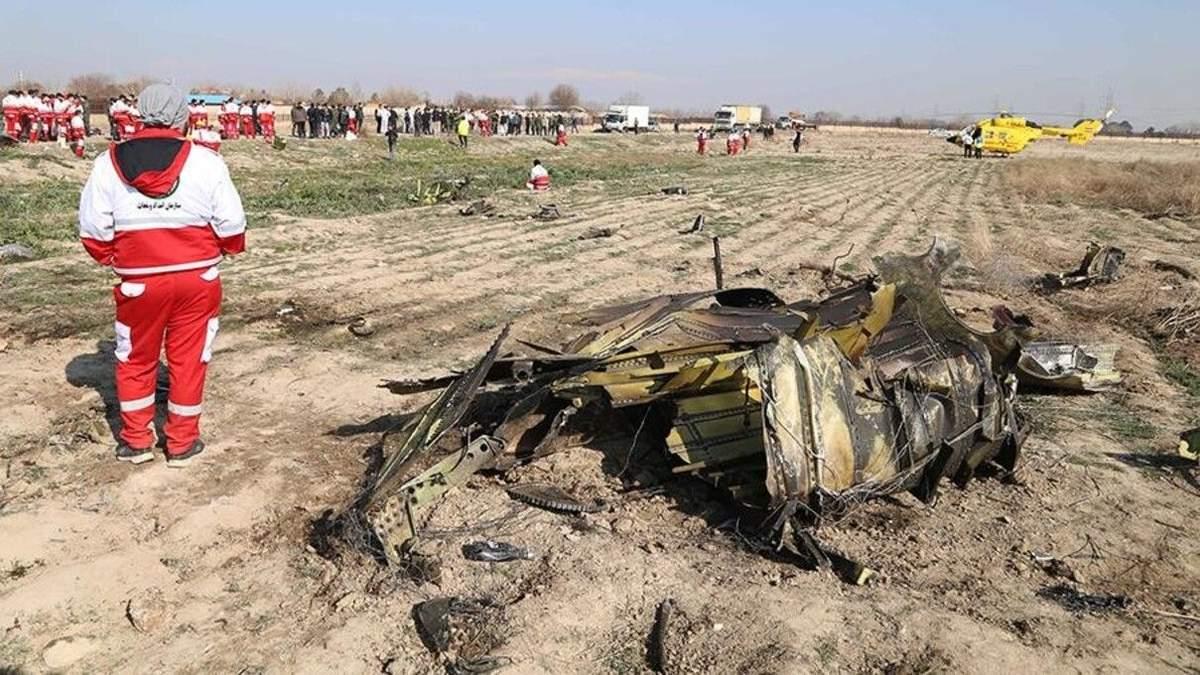Іран відповідальний за катастрофу літака МАУ: Україна про звіт Канади