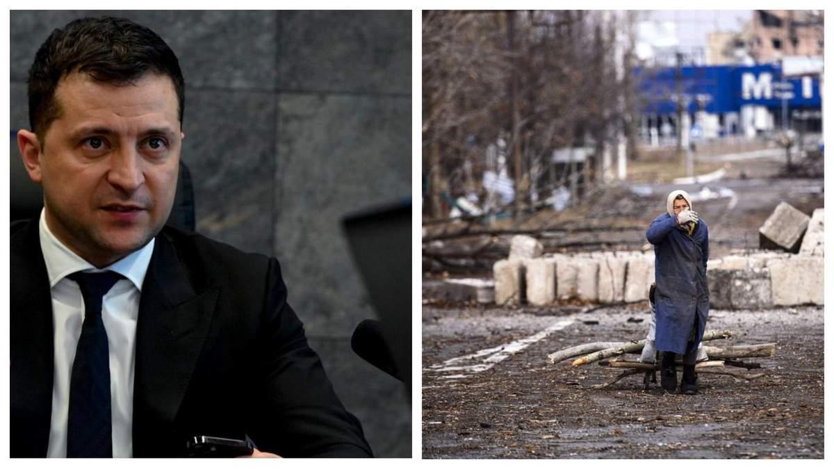 Стена – это не просто слова, – Зеленский о плане Б по Донбассу