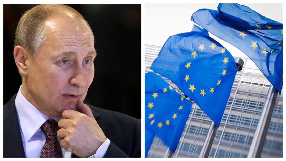 В ЕС составят новые санкции против России – на случай ее враждебности