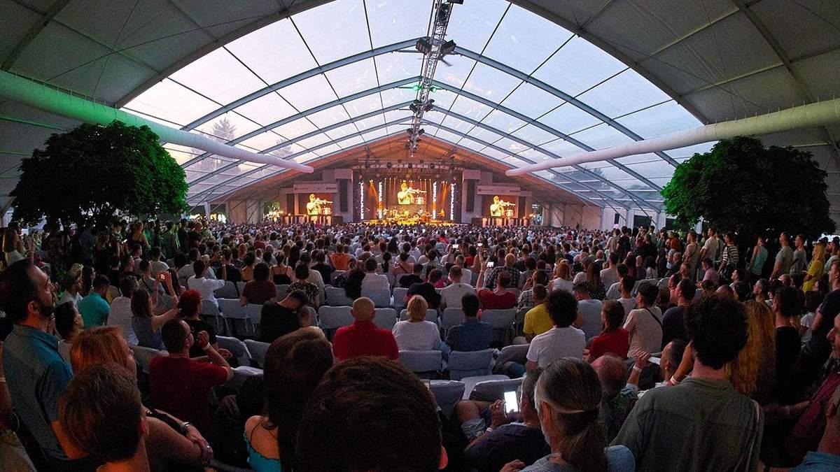 Во Львове проходит Leopolis Jazz Fest