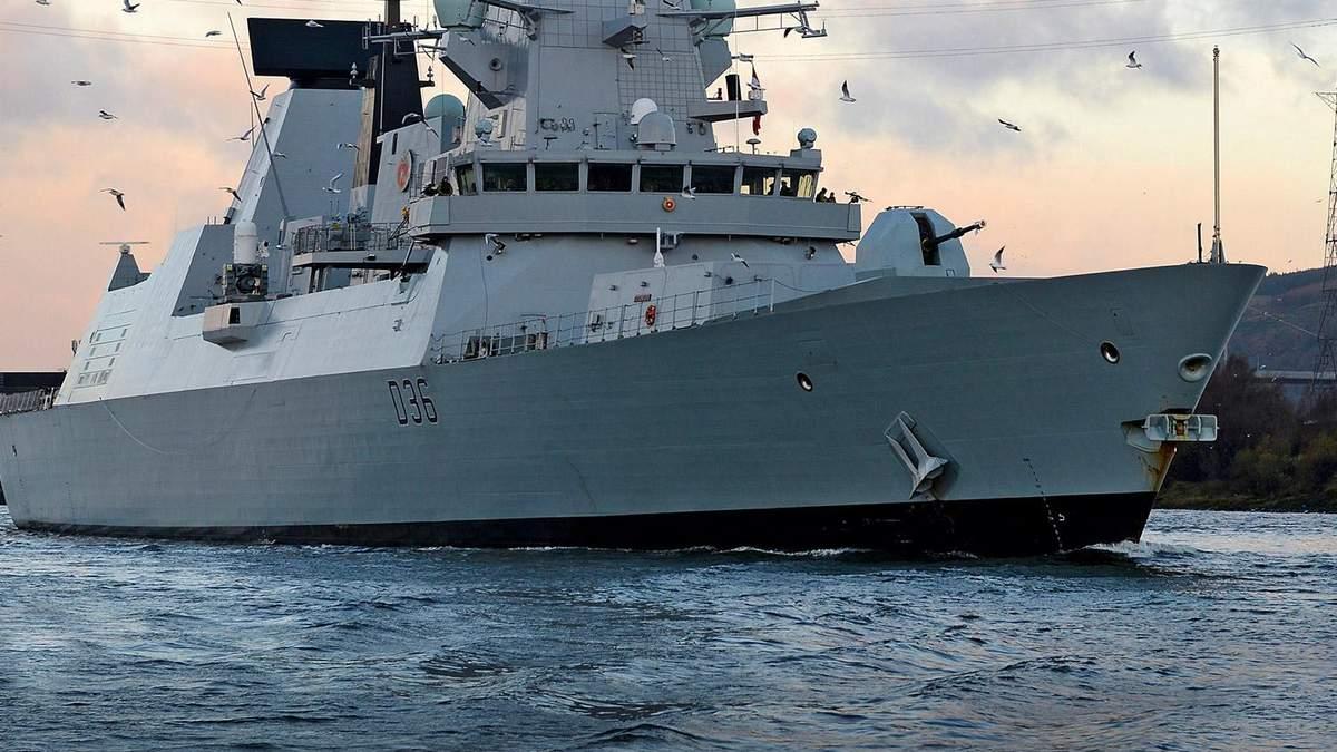 Обстріл HMS Defender: росіяни спалилися на власних фейках