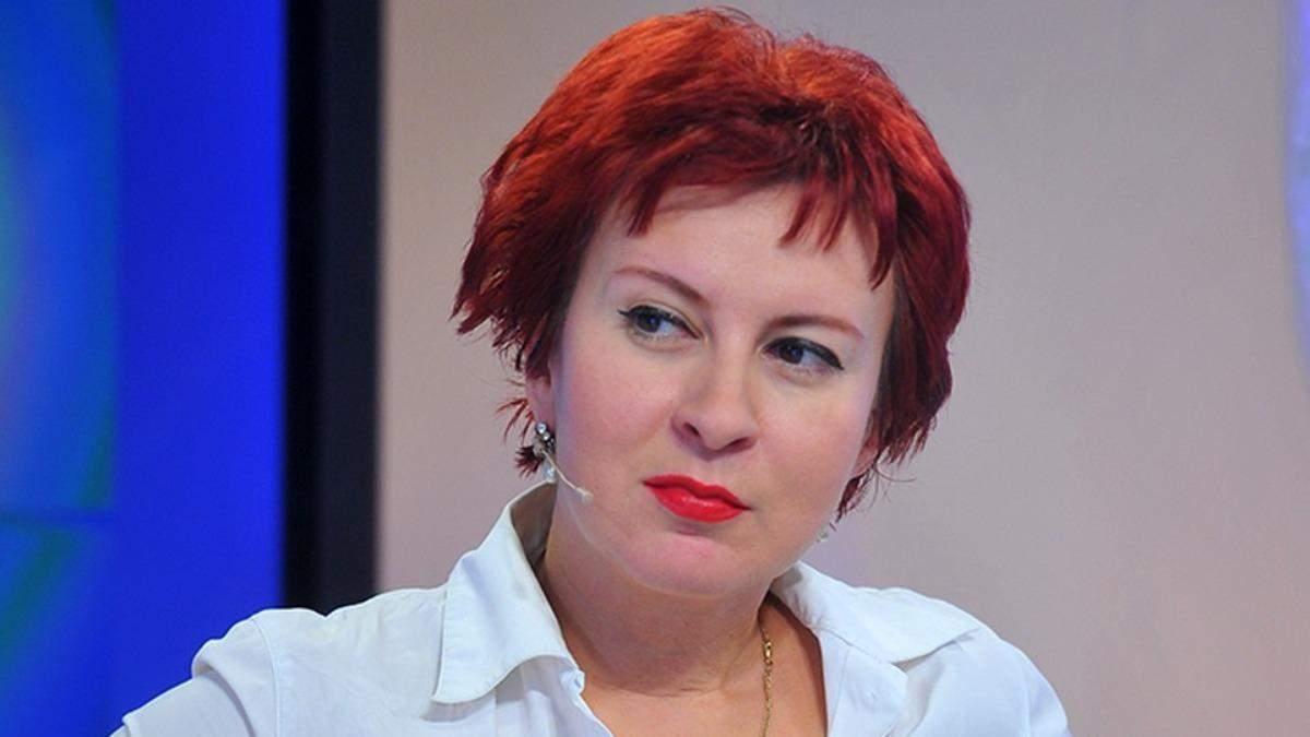 Російська пропагандистка обурилась, коли доньку щепили Супутником V