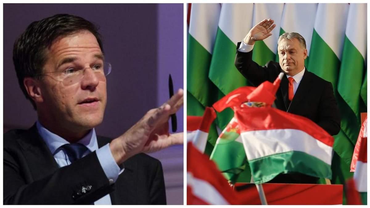 Угорщині більше немає місця в ЄС: у Нідерландах відреагували на закон щодо ЛГБТ