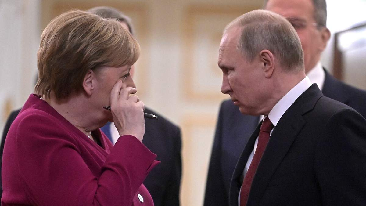 ЄС відмовив Меркель: у Європі не можуть узгодити відносини з Росією