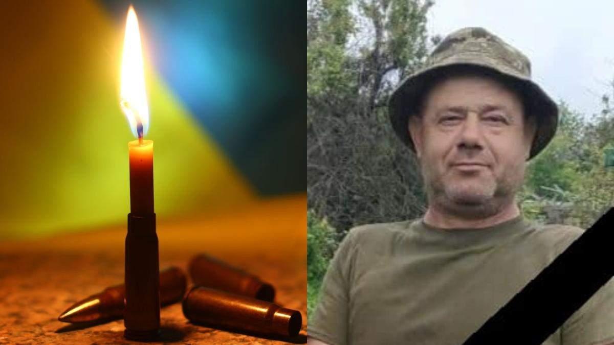На Донбасі 26 червня 2021 загинув Андрій Гонар з Кривого Рогу