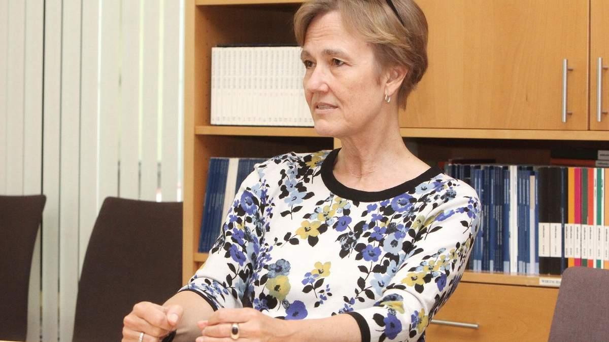Анка Фельдгузен оцінила можливість нападу Росії на Україну