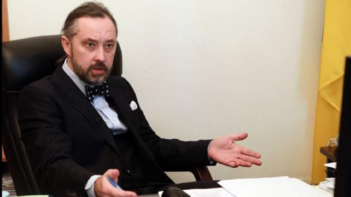 Ігор Сліденко відповідальний за конституційну кризу в Україні