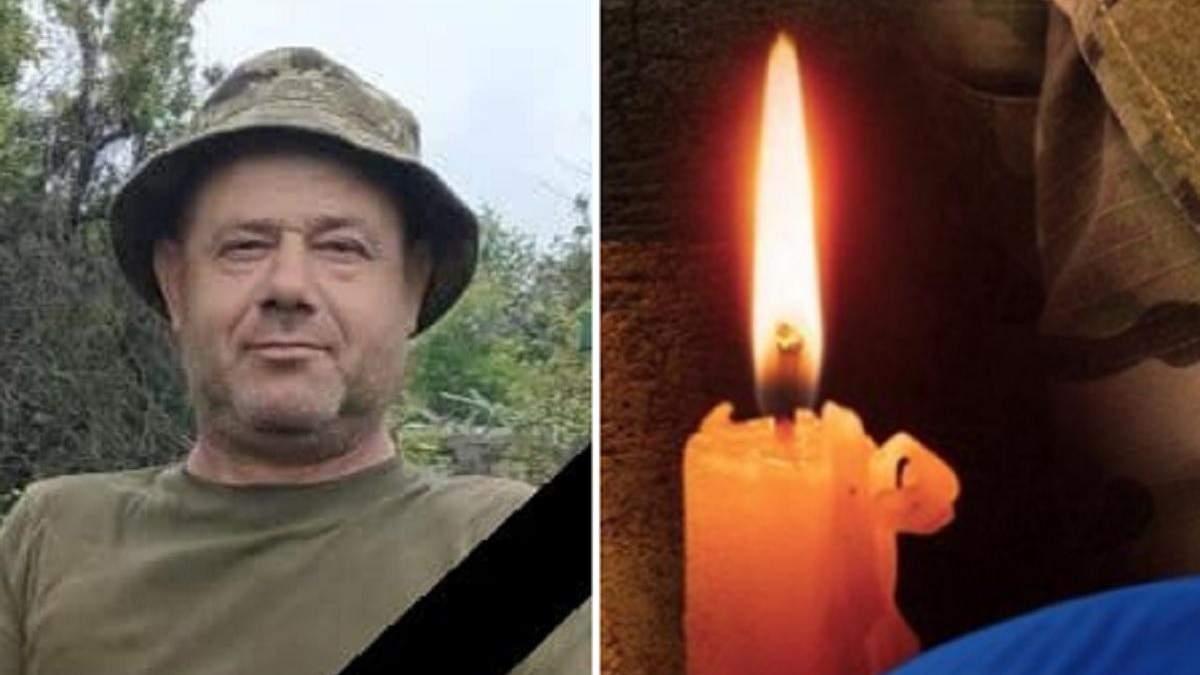 На Донбассе погиб Андрей Гонар: что известно о военном