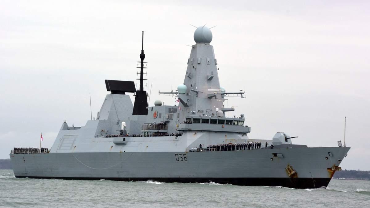 Інцидент з HMS Defender поблизу Крима: чим росіяни бомбили британський есмінець