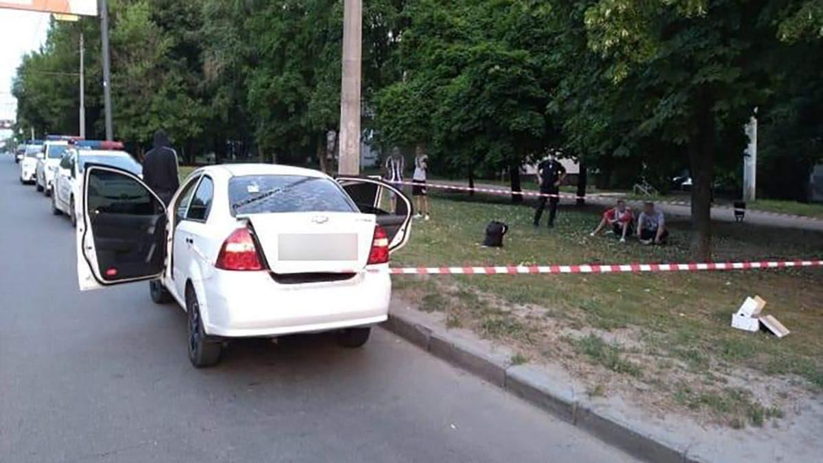 В Харькове совершили разбойное нападение на гражданина Марокко: один из злоумышленников – также марокканец