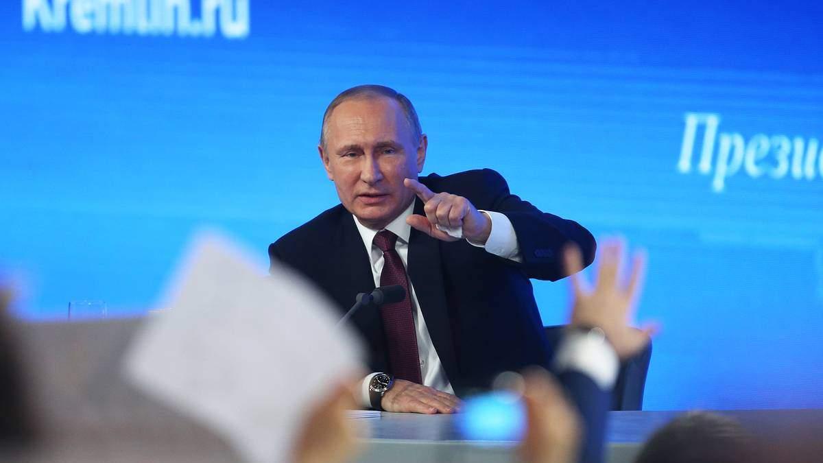 Демонструє силу, – Фесенко припустив, коли Путін перестав боятися Заходу