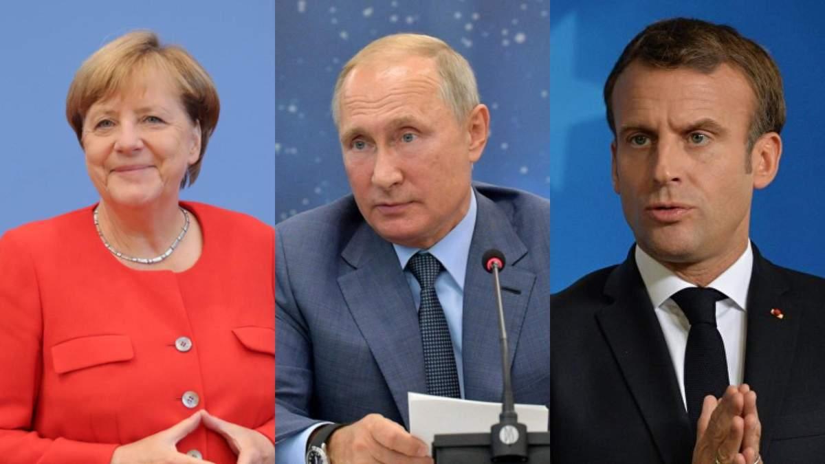 Европейцы хотят спросить у Путина о преступлениях, - Эйдман