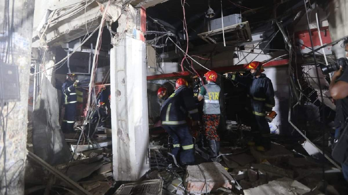 Вибух у Бангладеш: багато постраждалих і загиблих