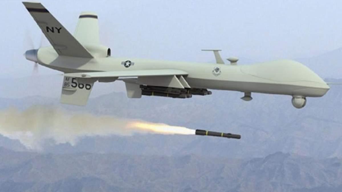 США атакували базу для запуску бойових дронів в Іраку