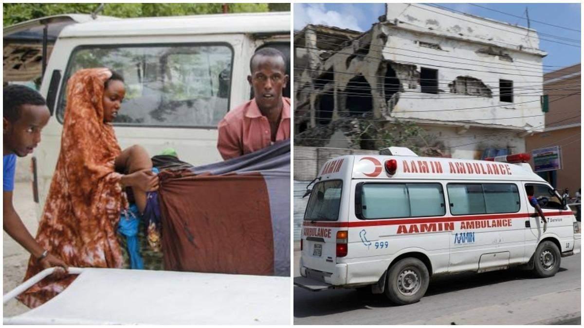 Теракт у Сомалі червень 2021: загинуло 7 людей та смертник