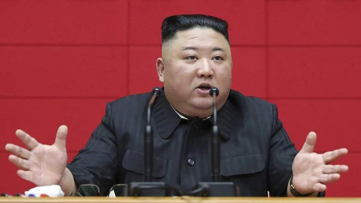 У Північній Кореї побиваються через схудення Ким Чен Ина