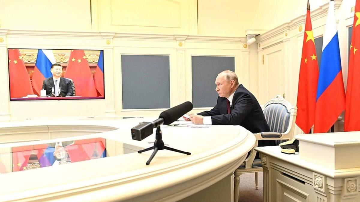 Китай і Росія продовжили договір про дружбу та співробітництво