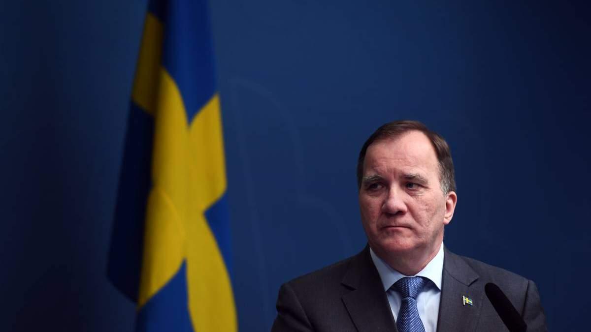 Після вотуму недовіри: прем'єр Швеції пішов у відставку