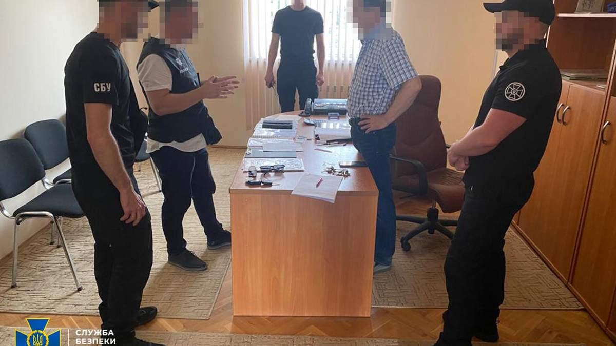 На Закарпатье разворовали 1,5 млн на строительстве COVID-отделение