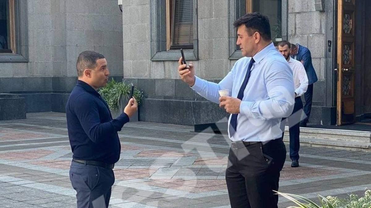 Микола Тищенко та Олександр Куницький побилися у Раді: причина