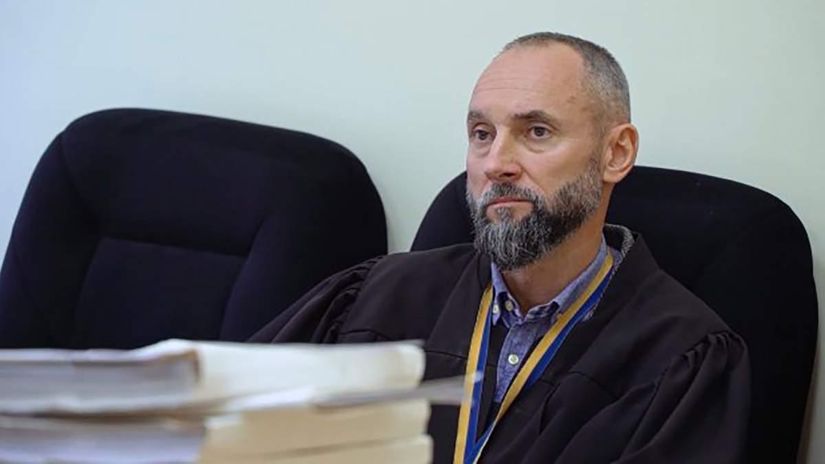 Суддя Ігор Качур