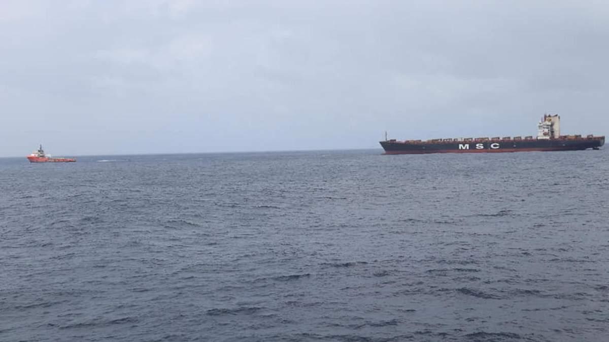 МИД подтвердили гибель украинца на судне у Шри-Ланки