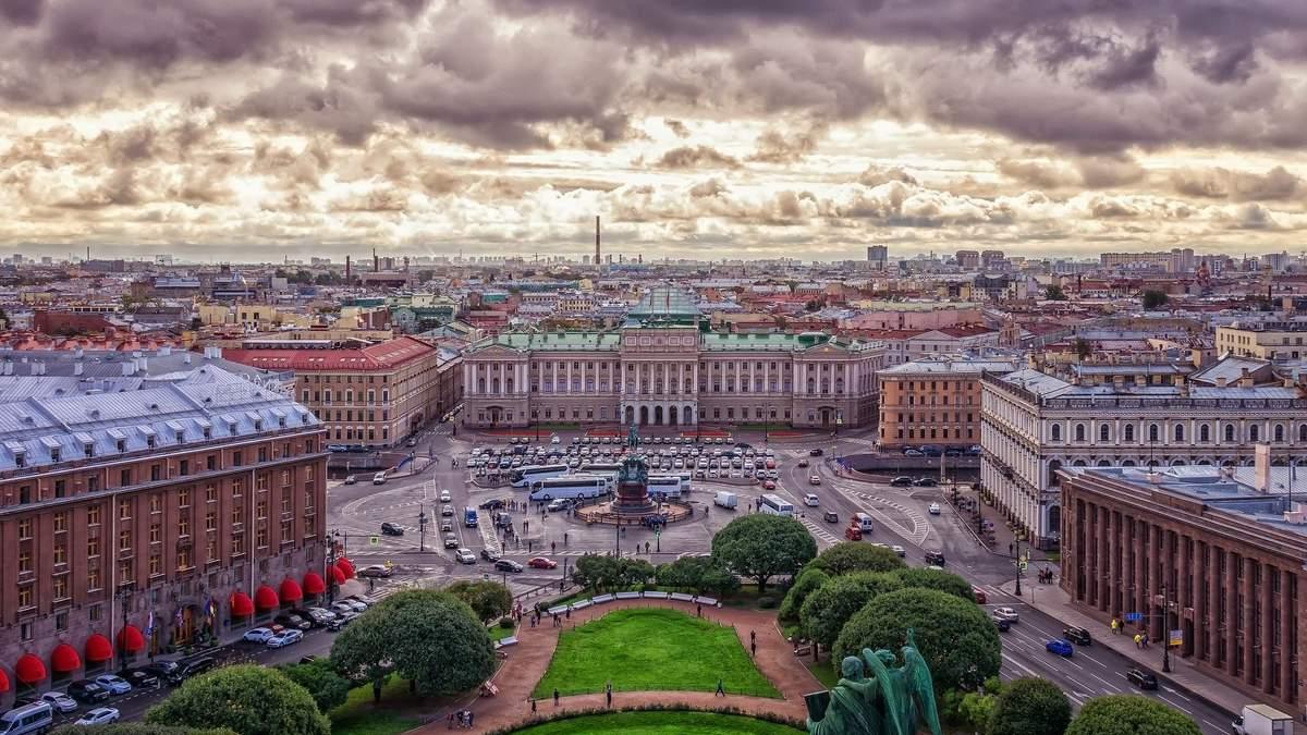 Росія влаштувала ганебний сабантуйчик для своїх у Санкт-Петербурзі