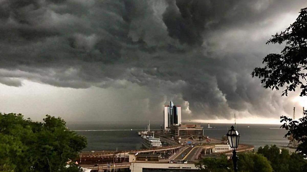 Прогноз погоды в Одессе с 30 июня – 4 июля 2021: синоптики