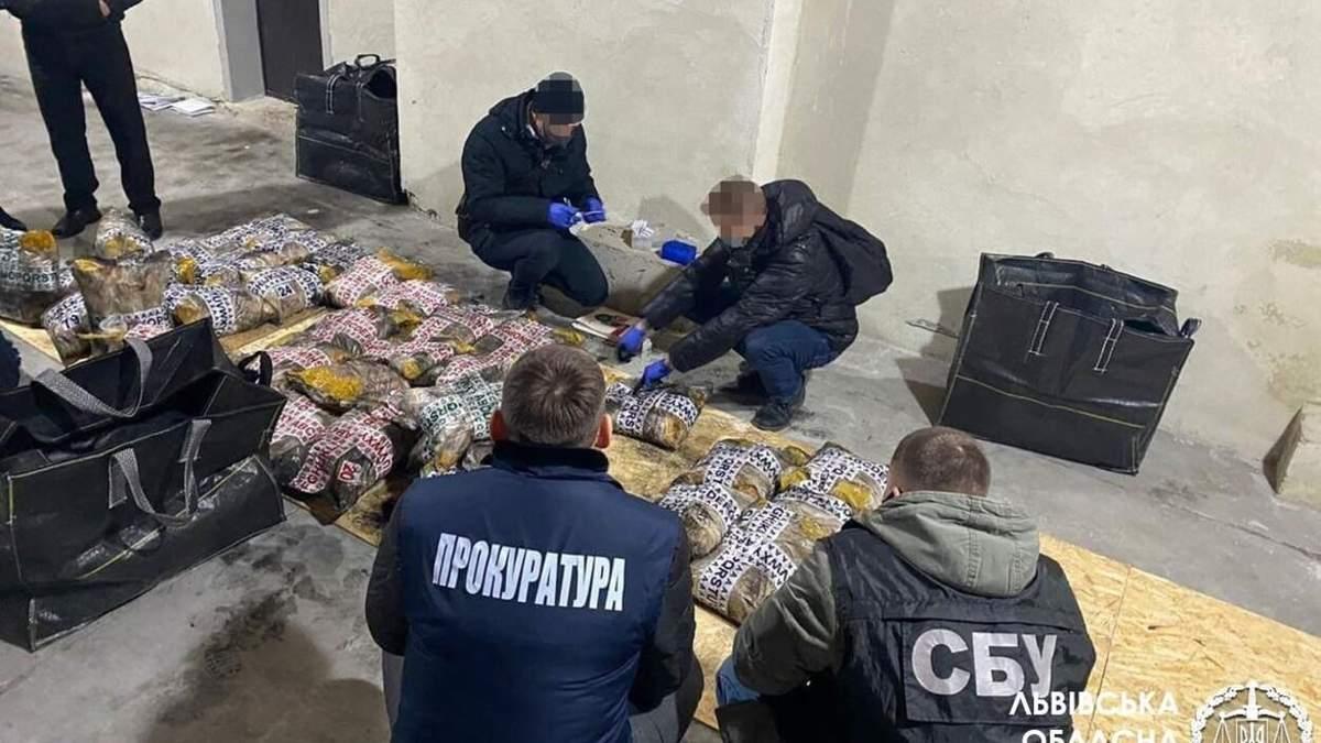 Героина на 2,3 миллиарда гривен: турков-наркоторговцев вскоре будут судить