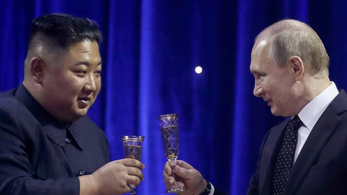 Північнокорейське майбутнє Росії: коли Путін перейде точку неповернення