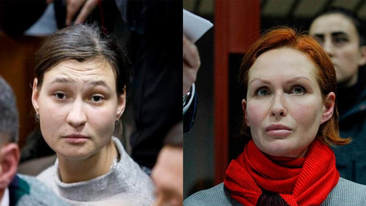 Суд продовжив запобіжні заходи для Дугарь та Кузьменко