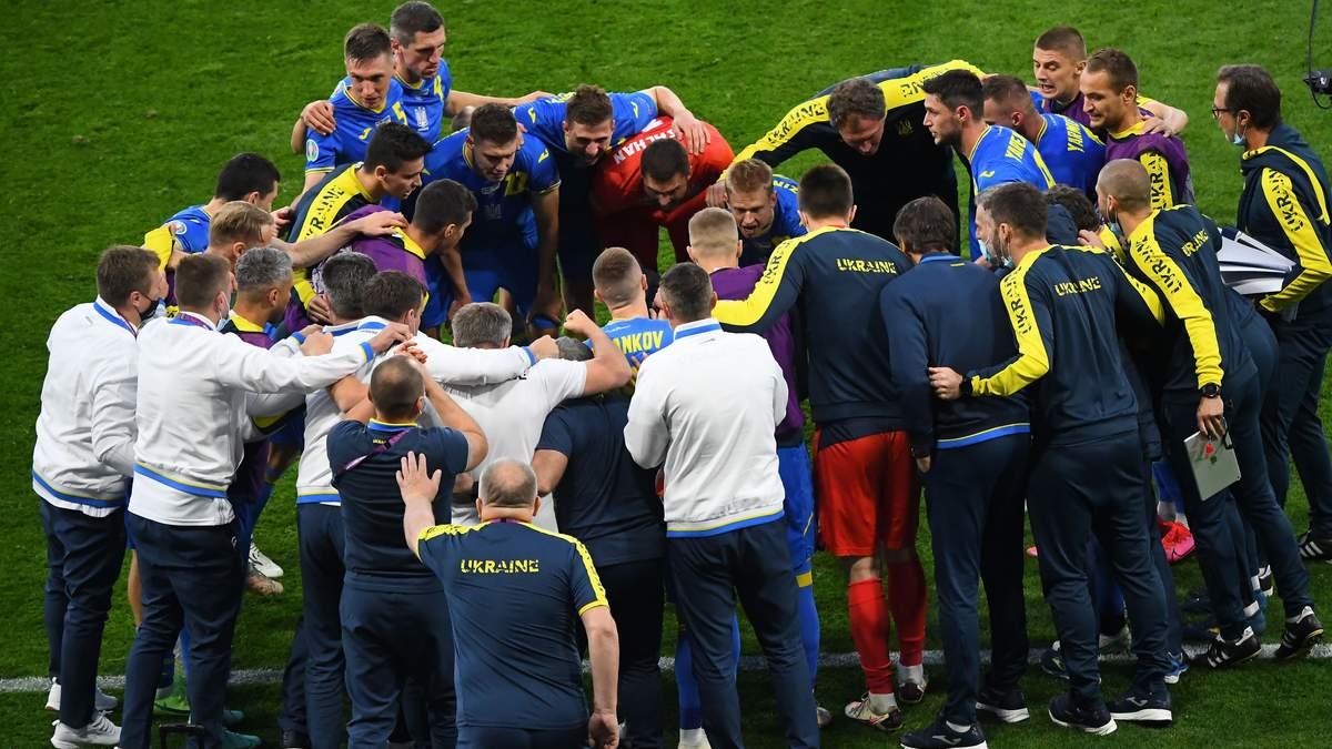 Посол Швеції привітав Україну з сенсаційною перемогою