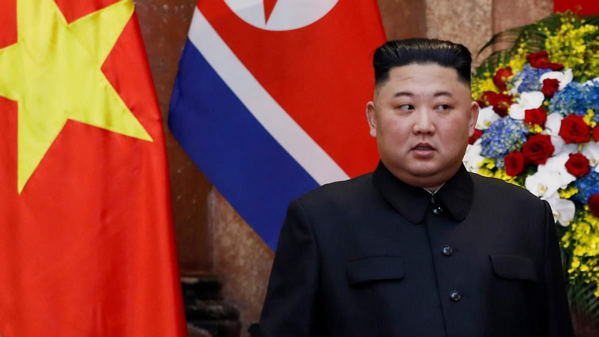 Кім Чен Ин заявив про велику кризу в КНДР