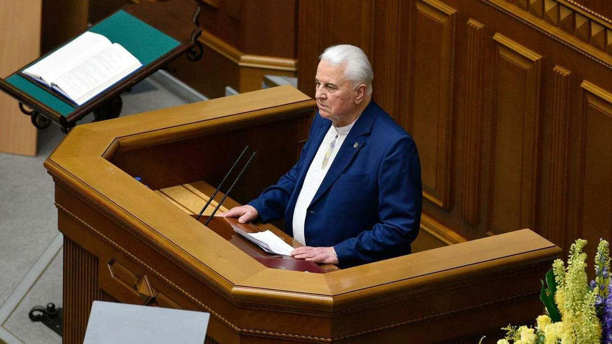 В ОП ответили, заменят ли Кравчука в ТКГ из-за проблем со здоровьем