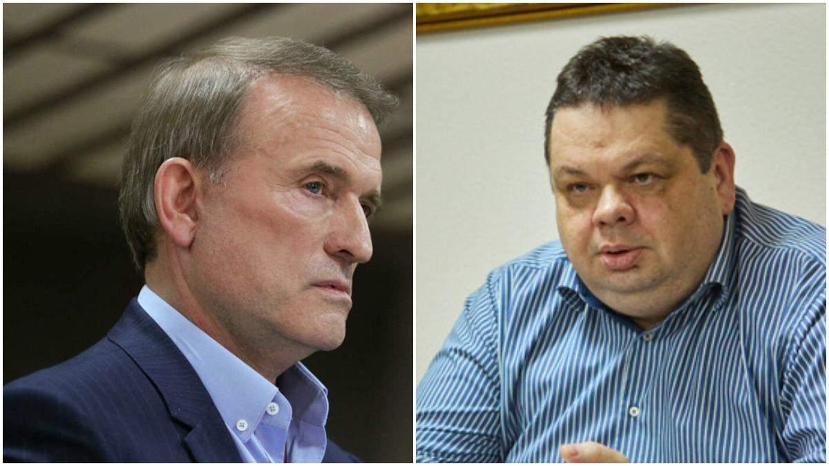 Будет курировать делами, - Чумак о последствиях назначения ексюриста Медведчука