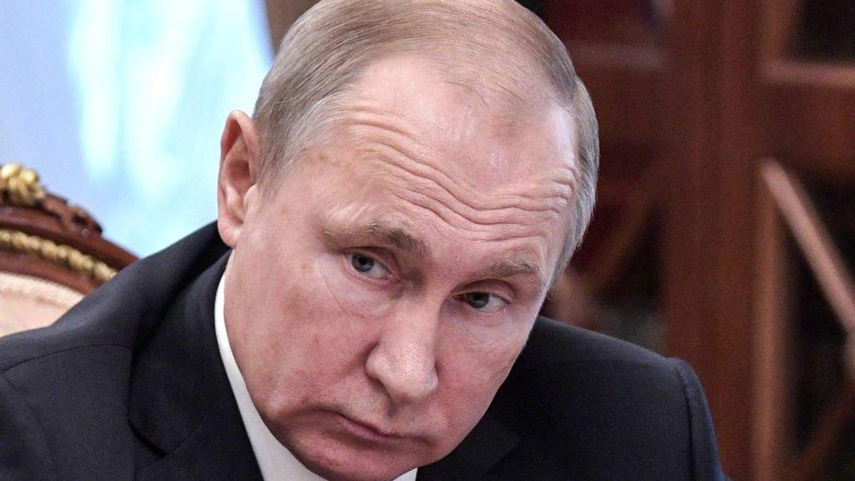 Прямая линия с Путиным: как президент России запутался в прямом эфире